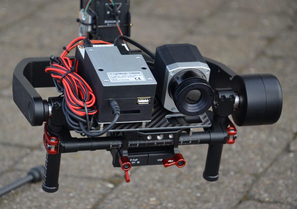 Thermalkamera Optris 450 PI